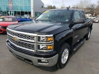 2015 Chevrolet Silverado 1500 LT / Leather / Heated Seats / Back