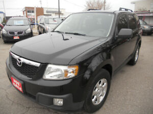 2009 Mazda Tribute SUV, Crossover 4cyl. only175 kms Loaded $4395