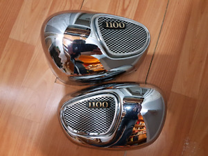 Virago 1100 side covers for sale