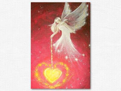Guardian Angel Art Photo