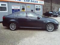 Lexus IS 220d 2.2TD SE Saloon 4d 2231cc