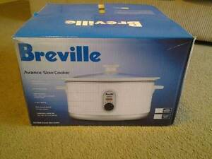 Breville Slow Cooker Mordialloc Kingston Area Preview