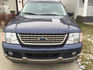 2003 Ford Explorer SUV; EDDIE BAUER EDITION