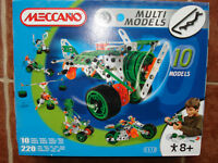 MECANO MULTIMODELS 10