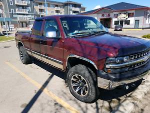 99 silverado 2wd trade for diesel