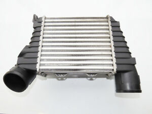 BENTLEY 2006-2018 RIGHT CHARGER AIR INTERCOOLER 3W0145804E