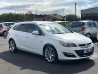 2013 Vauxhall Astra 2.0 CDTi 16v SRi (s/s) 5dr