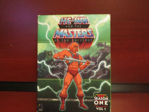 He-Man and the Masters of the Universe: Season One, Volume 1