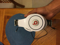 Beats By Dre Studios White *REAL*