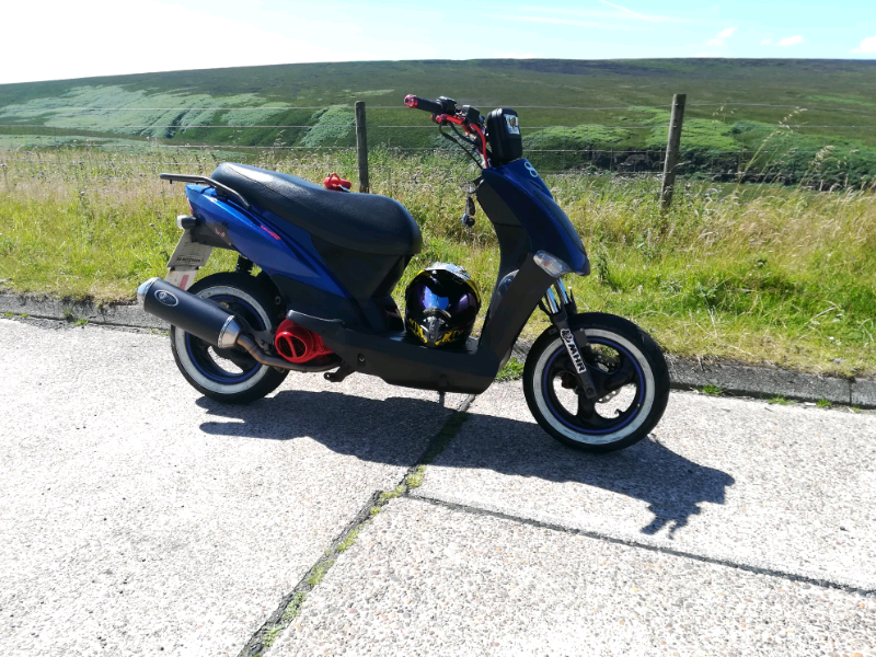 125cc kymco agility | in Ashton-under-Lyne, Manchester | Gumtree