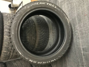 Ironman polartrax 225/45/17 only 3 tires