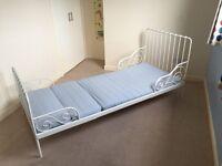Child's (girls) bed