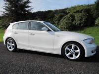 2009 BMW 116d Sport 2.0 Diesel Low Road Tax £30