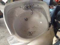 Sink and tap - free