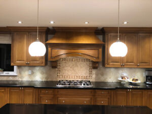 MAPLE KITCHEN (WITH GRANITE AND OPTIONAL APPLIANCES)