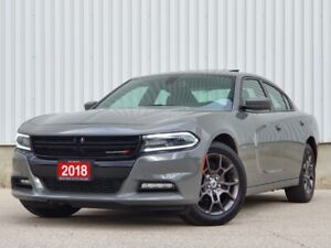 2018 Dodge Charger GT AWD|Navi|Sunroof|Accident Free| WE FINANCE