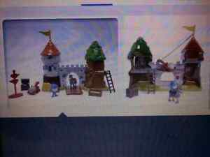 Mike the Knight Playset with Accessories Windsor Region Ontario image 4