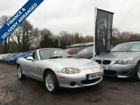 2004 54 MAZDA MX-5 1.8 ARTIC 2DR CONVERTIBLE