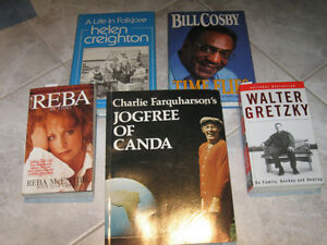 ....FOUR Great Books in Mint Condition!