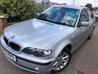 2004 53 BMW 3 SERIES 2.0 318I ES 4D 141 BHP