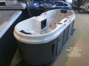 WHY WAIT?! YOUR DREAM HOT TUB IS RIGHT HERE WAITING FOR YOU!! Strathcona County Edmonton Area image 9