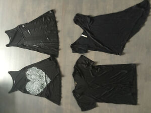 $400 worth of tops from holt renfrew - small Edmonton Edmonton Area image 1