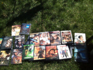 DVD's Variety set / 42 pieces