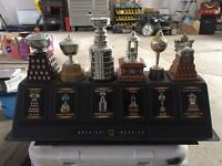 Mc Donald's NHL trophy with stand