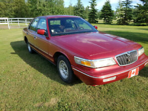 1996 Grand Marquis for sale