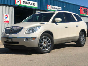 2011 Buick Enclave, Certified, AWD, Excellent Condition