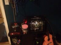 2 amps a sub and all hookups
