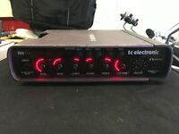 Tc electronics RH450 bass amplifier head, cheap quick sale RRP £450!! **can post**
