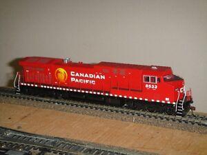 HO scale train engine