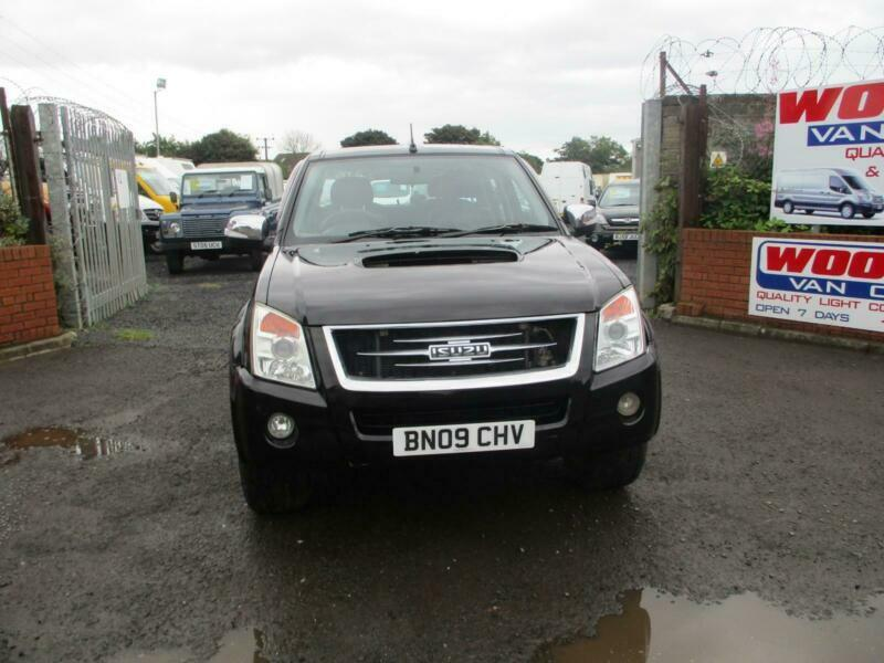 2009 09 PLATE ISUZU TF RODEO DENVER MAX AUTO 4X4 D-CAB PICK UP | in  Kirkcaldy, Fife | Gumtree