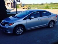 Honda Civic 2012 Sedan EX