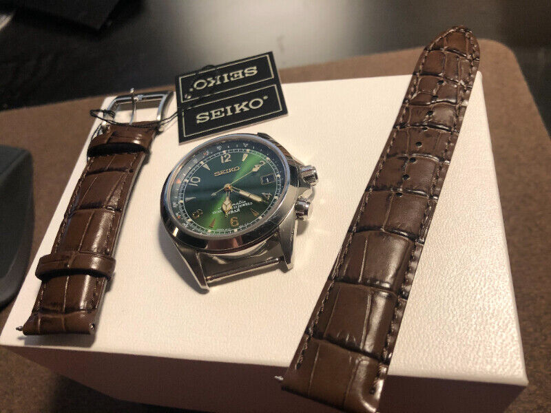 Men : stainless, watch, japanese-automatic