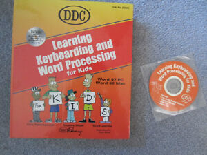 DDC Keyboarding & Writing Skills for Kids