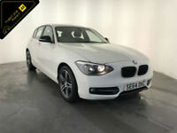 2015 BMW 116D SPORT DIESEL 5 DOOR HATCHBACK 1 OWNER FINANCE PX WELCOME