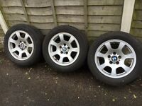 *PRICE DROP*!!!! Genuine BMW Alloy Wheels 16 inch with Pirelli tyres