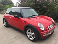 2003 MINI COOPER HISTORY MOT GREAT CONDITION FINANCE AVAILABLE