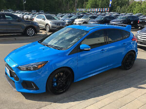 Brand New!! 2017 Ford Focus RS Hatchback
