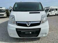 Vauxhall Vivaro LWB - Day Van / Campervan