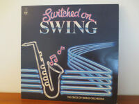 VINTAGE VINYL RECORD: SWITCHED ON SWING: