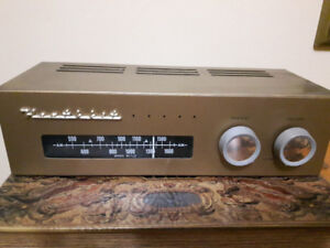 Vintage HEATHKIT BC-1A TUBE AM TUNER (it works)
