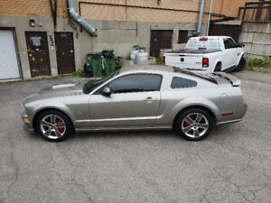 2008 Mustang GT 5spd Ford Racing Axle Back Exhaust BAMA tuner +