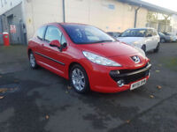 2006/56 PEUGEOT 207 1.6 HDI SPORT - LOVELY EXAMPLE - RECENT £800 INVOICE