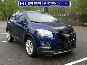 2015 Chevrolet Trax AWD/Leather/Sunroof
