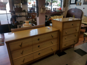 Chest of Drawers and Dresser