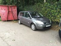 2005 Renault Grand Scenic FOR SALE £300!!!!