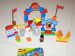 Lego Duplo Le grand cirque / My First Circus
